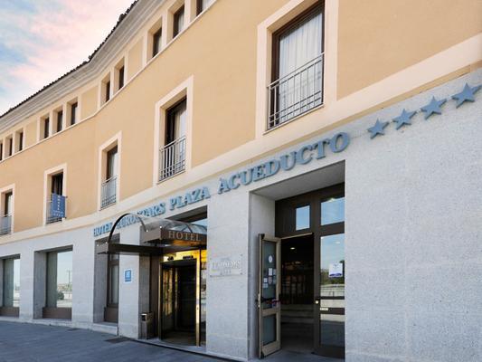 歐洲之星水道橋廣場酒店 - 塞戈維亞 - 塞哥維亞 - 建築