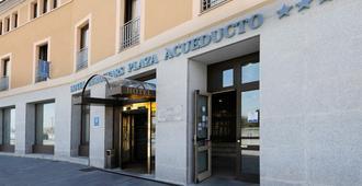 Eurostars Plaza Acueducto - Segovia - Rakennus