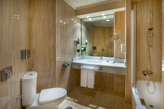 奧維多酒店 - 奥維耶多 - 奧維多 - 浴室