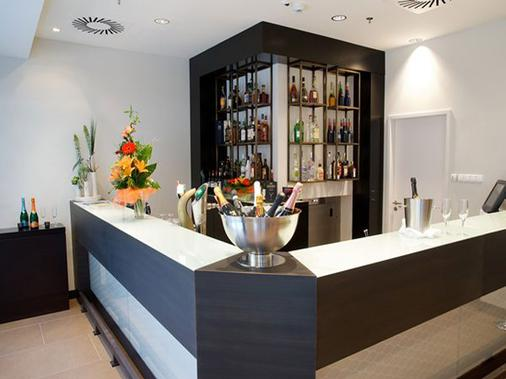 歐洲之星布達佩斯特中心酒店 - 布達佩斯 - 布達佩斯 - 酒吧