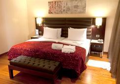 歐洲之星布達佩斯特中心酒店 - 布達佩斯 - 布達佩斯 - 臥室