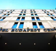 歐洲之星布達佩斯特中心酒店 - 布達佩斯
