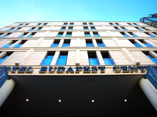 歐洲之星布達佩斯特中心酒店 - 布達佩斯 - 布達佩斯 - 建築