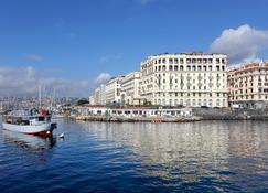 Eurostars Hotel Excelsior - Naples - Building