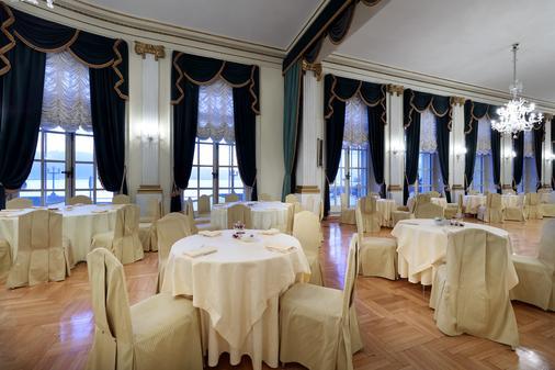 Eurostars Excelsior - Nápoles - Salão de banquetes