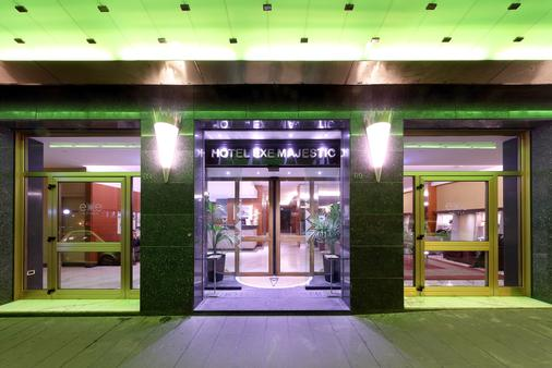 雄偉酒店 - 那不勒斯 - 那不勒斯/拿坡里 - 建築