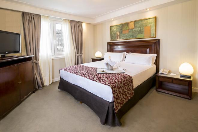 克蘭麗奇酒店 - 布宜諾斯艾利斯 - 布宜諾斯艾利斯 - 臥室