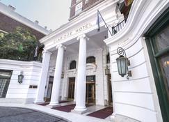 Claridge Hotel - Buenos Aires - Gebouw