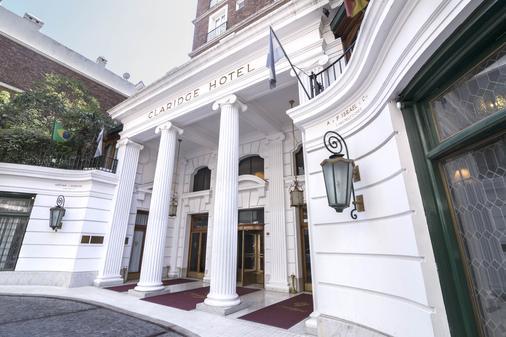 Claridge Hotel - Μπουένος Άιρες - Κτίριο