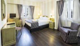 Claridge Hotel - Буэнос-Айрес - Спальня