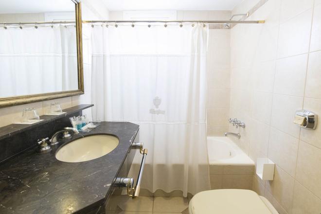 Claridge Hotel - Buenos Aires - Bathroom