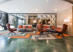 Exe Cristal Palace - Barcelona - Sala de estar