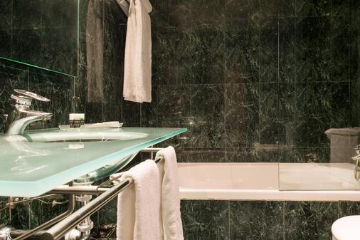 Exe Cuenca - Cuenca - Bathroom