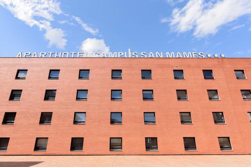 Exe Aparthotel Campus San Mames - León - Building
