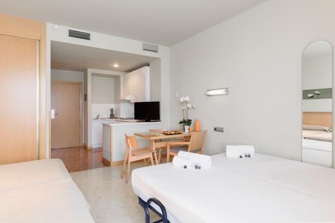聖瑪梅斯區公寓酒店 - 里昂 - 萊昂 - 臥室