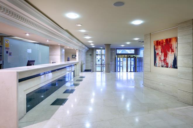 歐洲之星水道橋廣場酒店 - 塞戈維亞 - 塞哥維亞 - 大廳