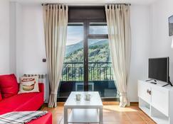 Apartamentos Prat de les Molleres - Soldeu - Living room