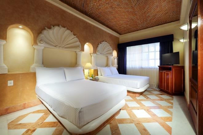 Eurostars Hacienda Vista Real - Playa del Carmen - Bedroom