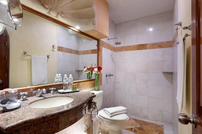 Eurostars Hacienda Vista Real - Playa del Carmen - Bathroom