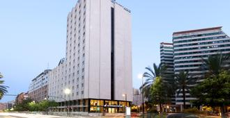 歐洲之星雷伊唐海梅酒店 - 瓦倫西亞 - 巴倫西亞 - 建築