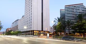 Eurostars Rey Don Jaime - Thành phố Valencia - Toà nhà