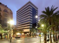 Eurostars Lucentum - Alicante - Edificio