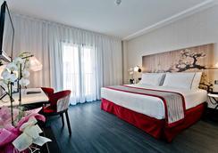 Eurostars Fuerte Ruavieja - Logroño - Bedroom