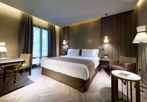 華盛頓歐文歐洲之星酒店 - 格拉納達 - 格拉納達 - 臥室