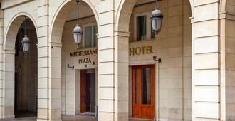 Eurostars Mediterranea Plaza - Alicante - Edificio