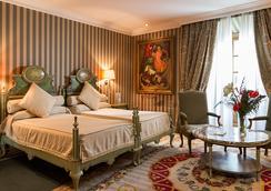 Eurostars Hotel De La Reconquista - Oviedo - Makuuhuone
