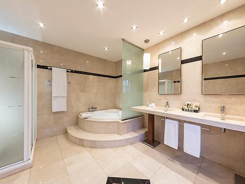 Eurostars Hotel De La Reconquista - Oviedo - Bathroom