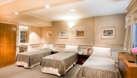 Exe Hotel Colón - Буэнос-Айрес - Спальня