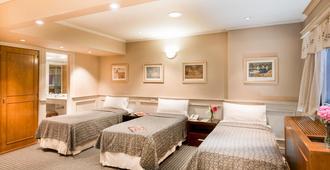 Exe Hotel Colón - Buenos Aires - Bedroom