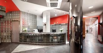 Exe Hotel El Magistral - Oviedo - Front desk