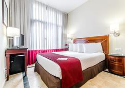 歐洲之星萊塔納宮酒店 - 巴塞隆拿 - 巴塞隆納 - 臥室