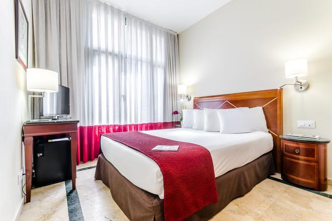 Exe Laietana Palace - Barcelona - Phòng ngủ