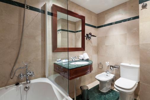 歐洲之星萊塔納宮酒店 - 巴塞隆拿 - 巴塞隆納 - 浴室