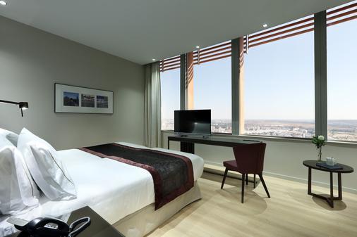 Eurostars Torre Sevilla - Sevilla - Bedroom
