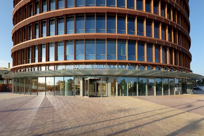 Eurostars Torre Sevilla - Σεβίλλη - Κτίριο
