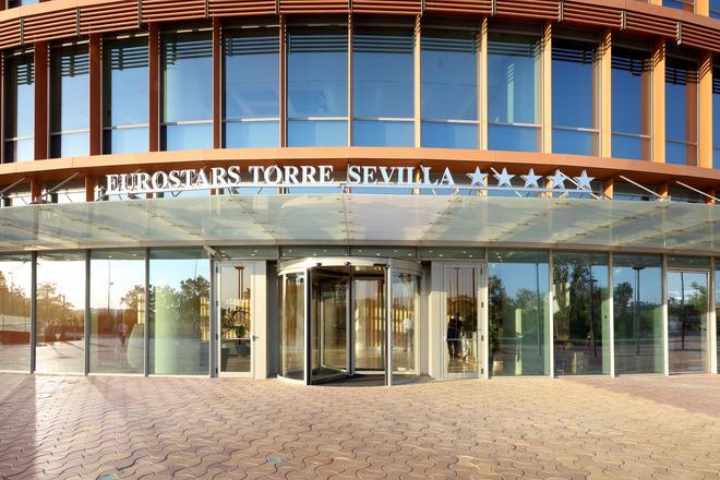 塞維利亞托雷歐洲之星酒店 - 塞維利亞 - 建築