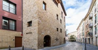 Eurostars Fuerte Ruavieja - Logroño - Edificio
