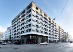 Eurostars Book Hotel - München - Gebouw