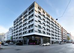 โรงแรมยูโรสตาร์สบุ๊ค - มิวนิค - อาคาร