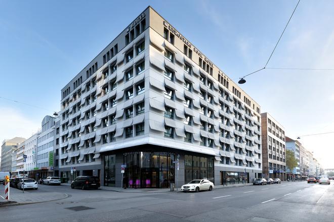 Eurostars Book Hotel - München - Rakennus