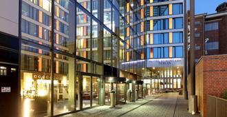 Eurostars Berlin - Βερολίνο - Κτίριο