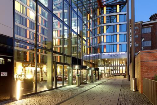 資訊歐洲之星柏林酒店 - 柏林 - 柏林 - 建築