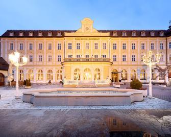 Eurostars Park Hotel Maximilian - Regensburg - Building