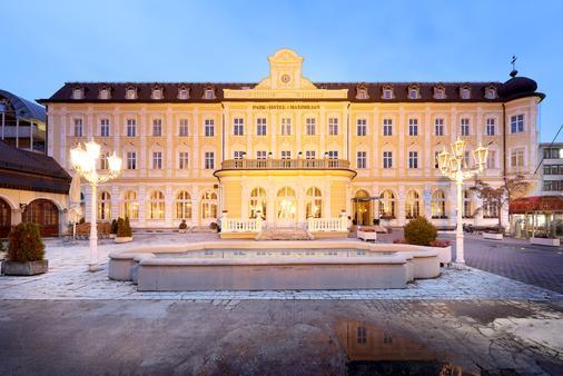 Eurostars Park Hotel Maximilian - Regensburg - Rakennus