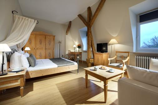 Eurostars Park Hotel Maximilian - Regensburg - Phòng ngủ