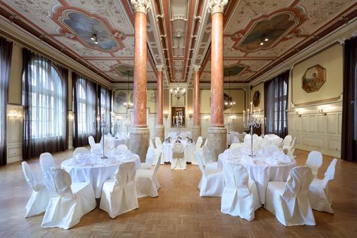 Eurostars Park Hotel Maximilian - Regensburg - Sảnh yến tiệc